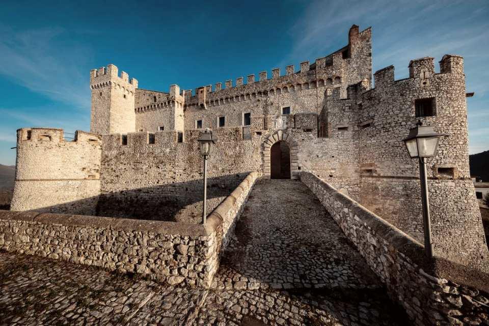 Entrata al Castello Orsini di Nerola
