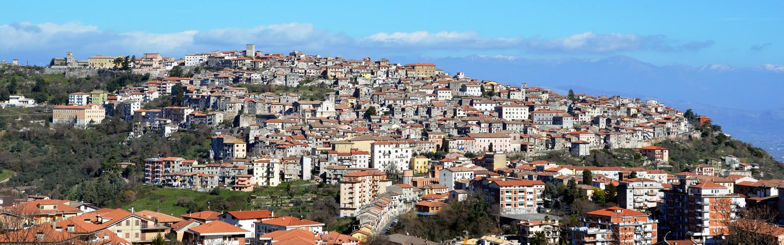 Segni - Vista panoramica - Credits: Comune Segni