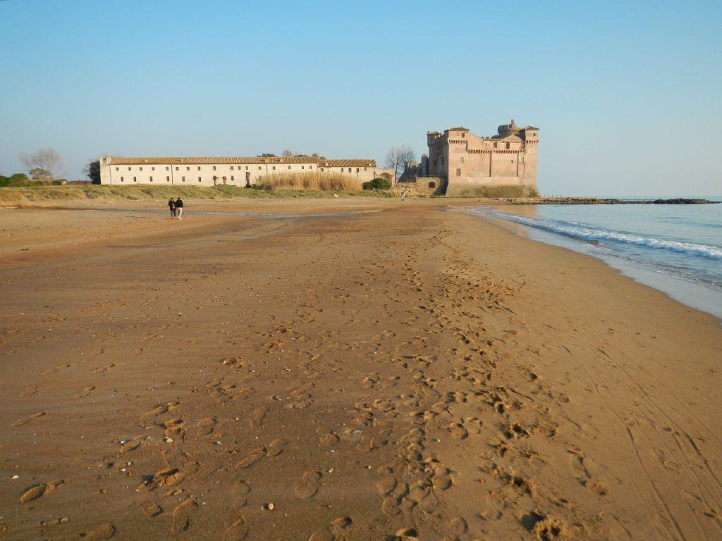 Castello e borgo di Santa Severa