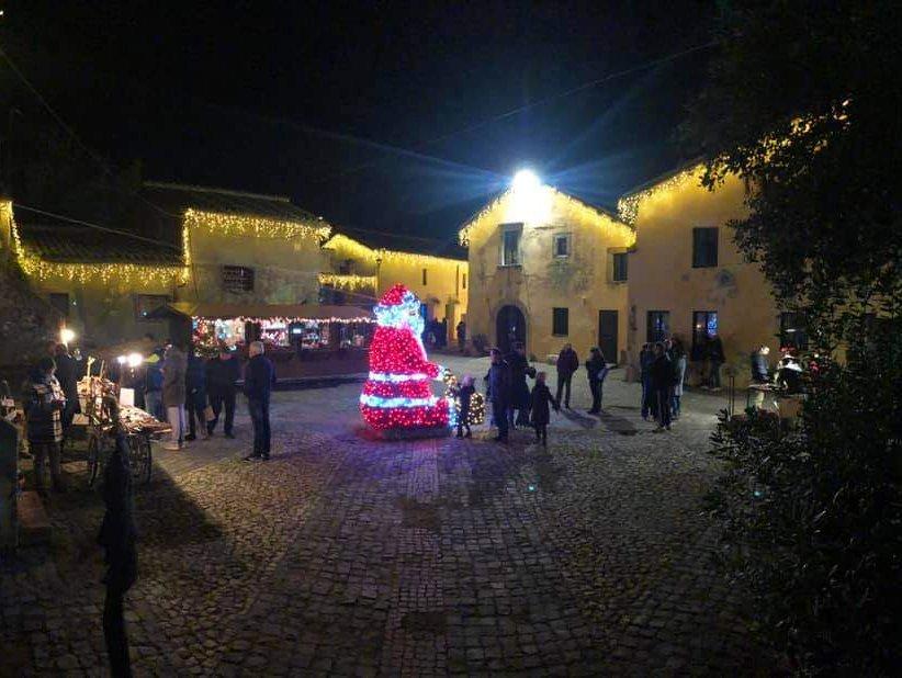 Il Villaggio di Natale al Castello di Santa Severa