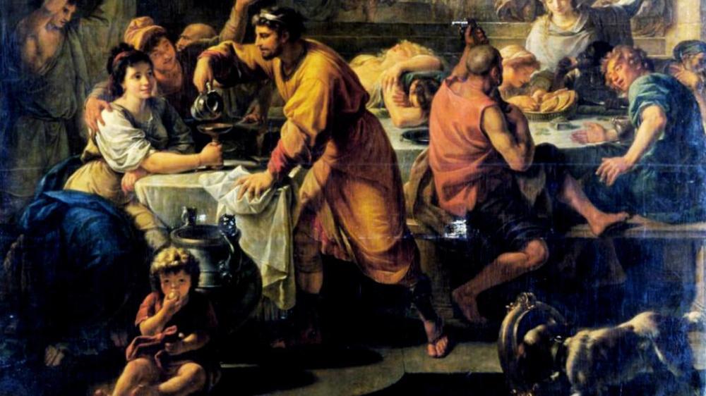 I Saturnalia, festeggiamenti dell'antica Roma, sono all'origine del Carnevale.