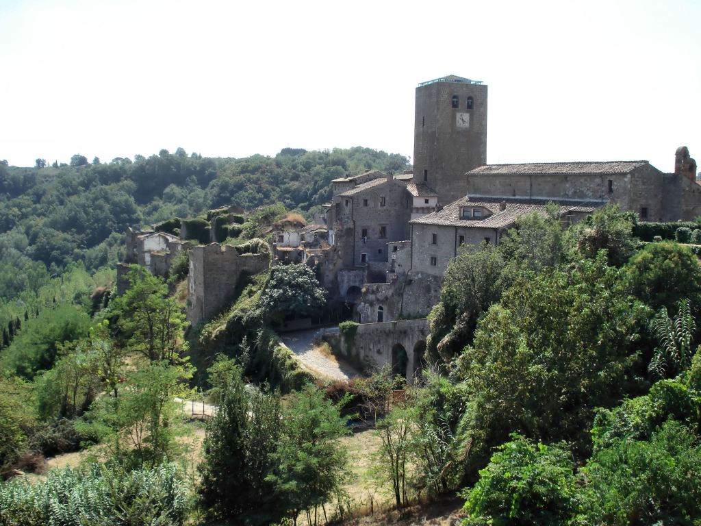 Bassano in Teverina Panorama