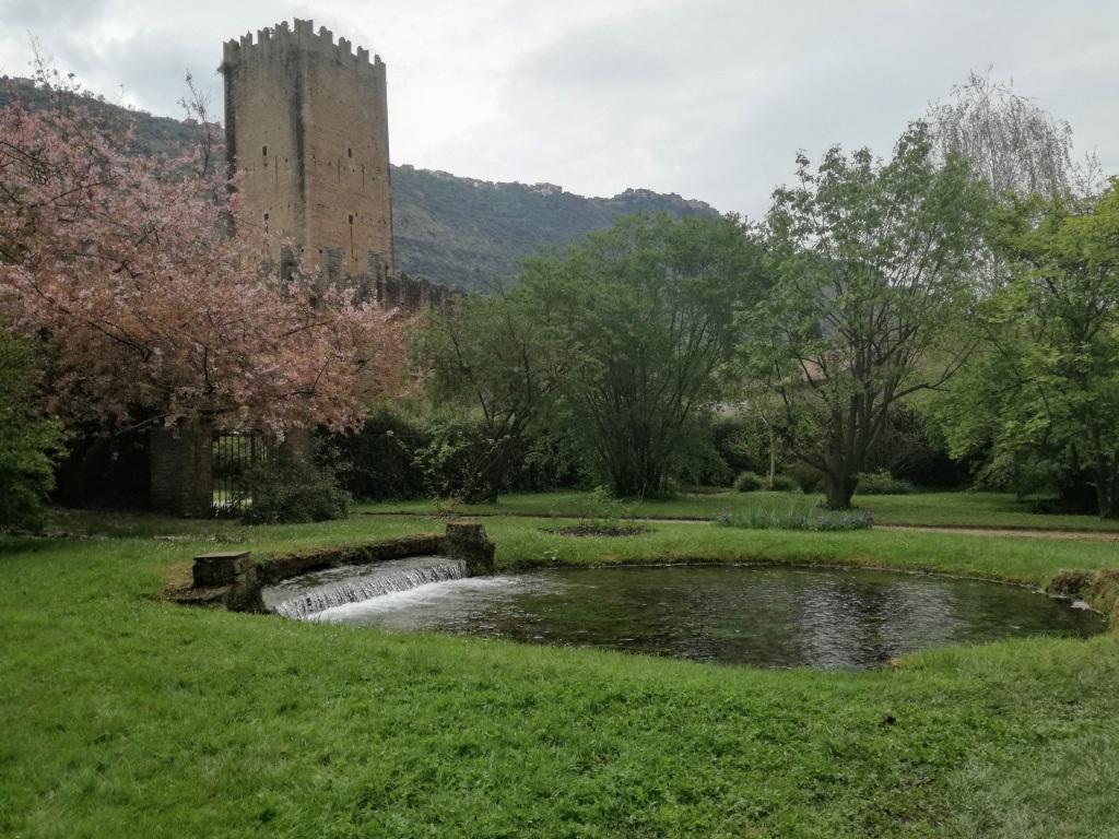 Giardino di Ninfa - Rocca