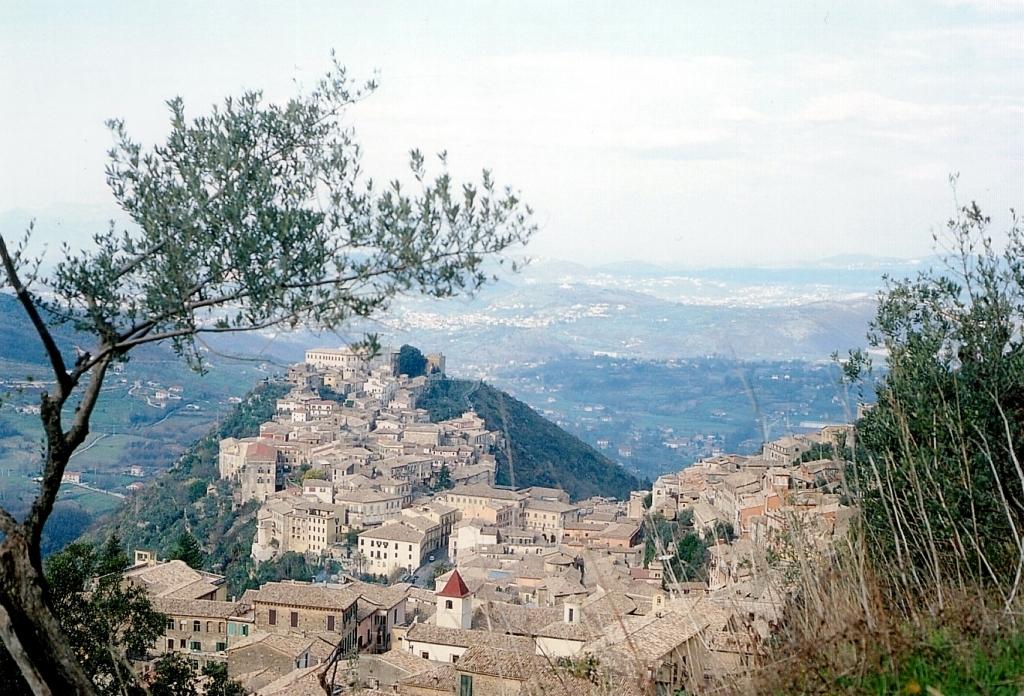 Arpino - Vista panoramica