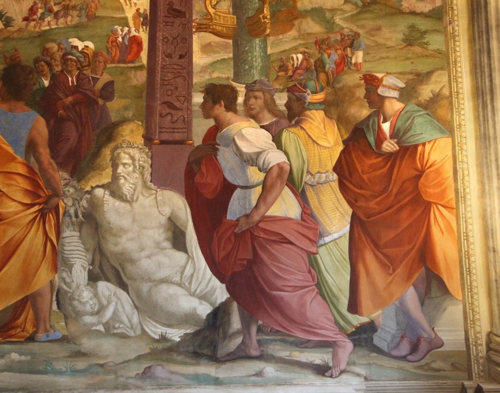 Marco Tullio Cicerone - Franciabigio - Il ritorno di Cicerone dall'esilio