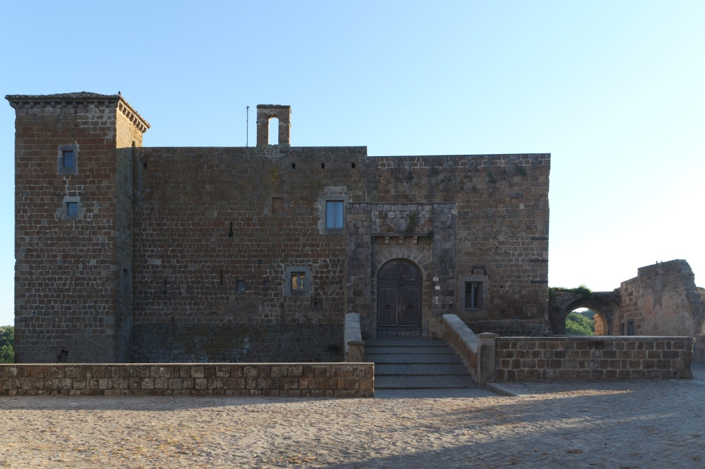Celleno Antica - Castello Orsini