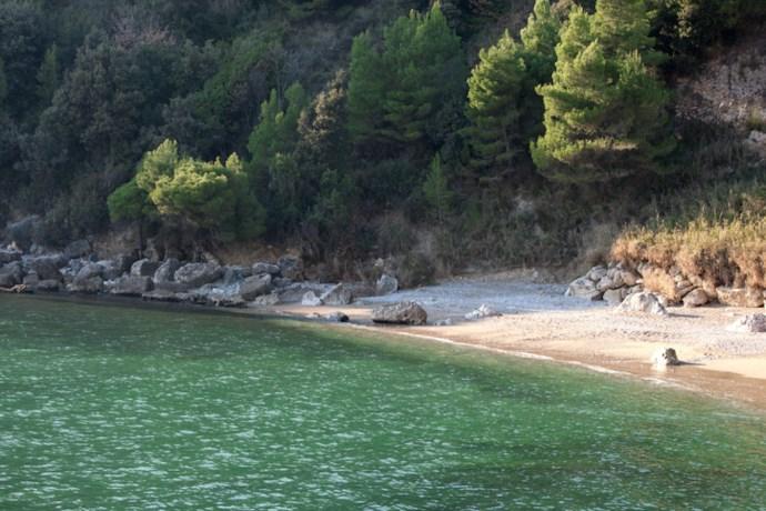 Spiaggia dei Sassolini - Scauri