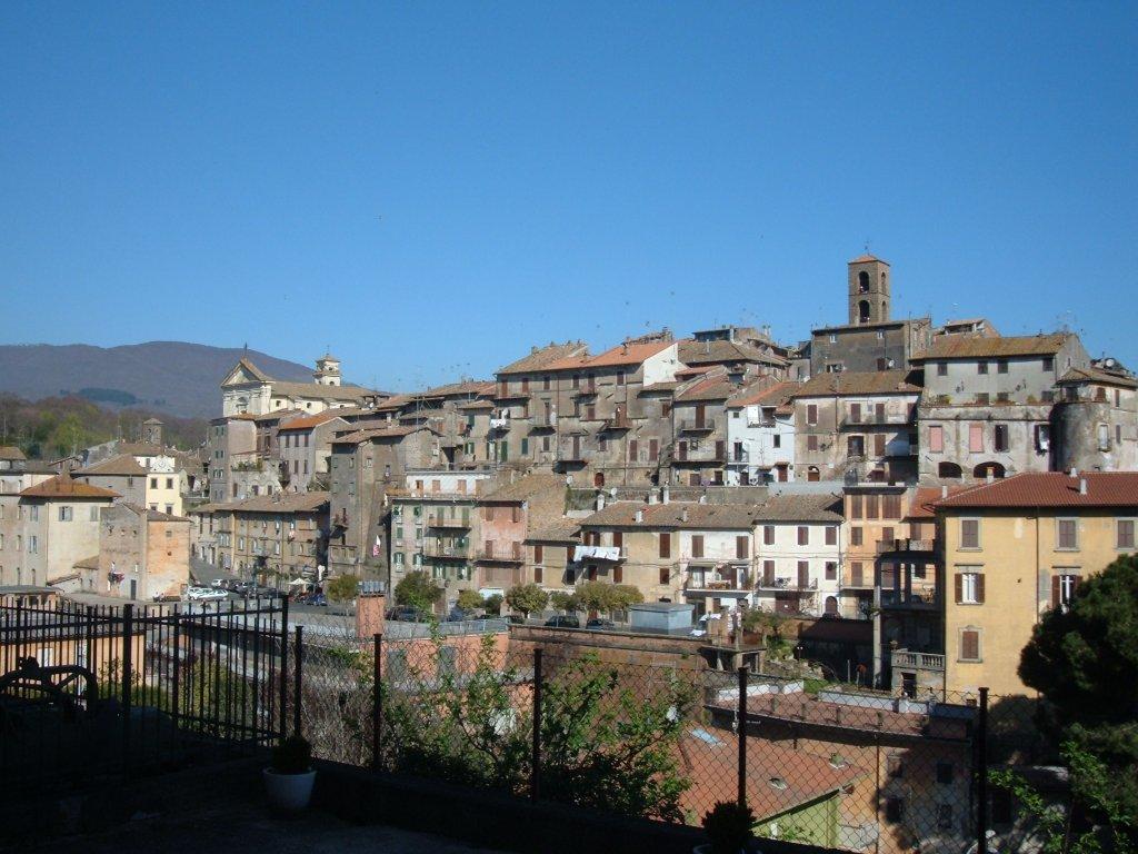 Comune di Vallerano - vista panoramica