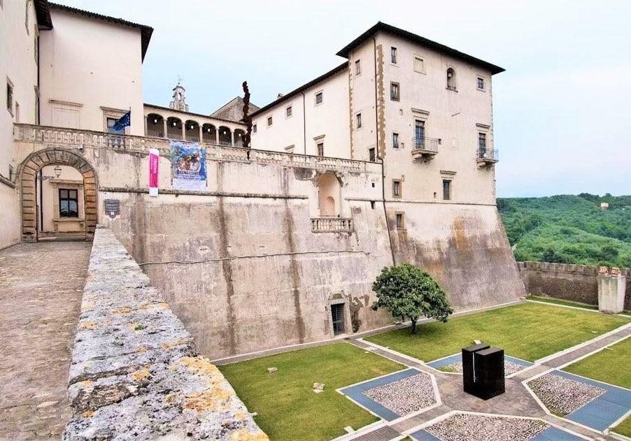 Genazzano Castello Colonna - Credits: bussoladiario.com