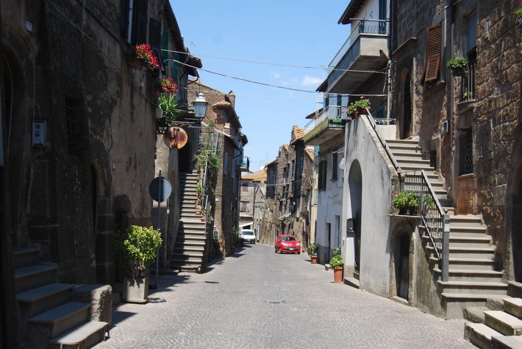 Blera - centro storico