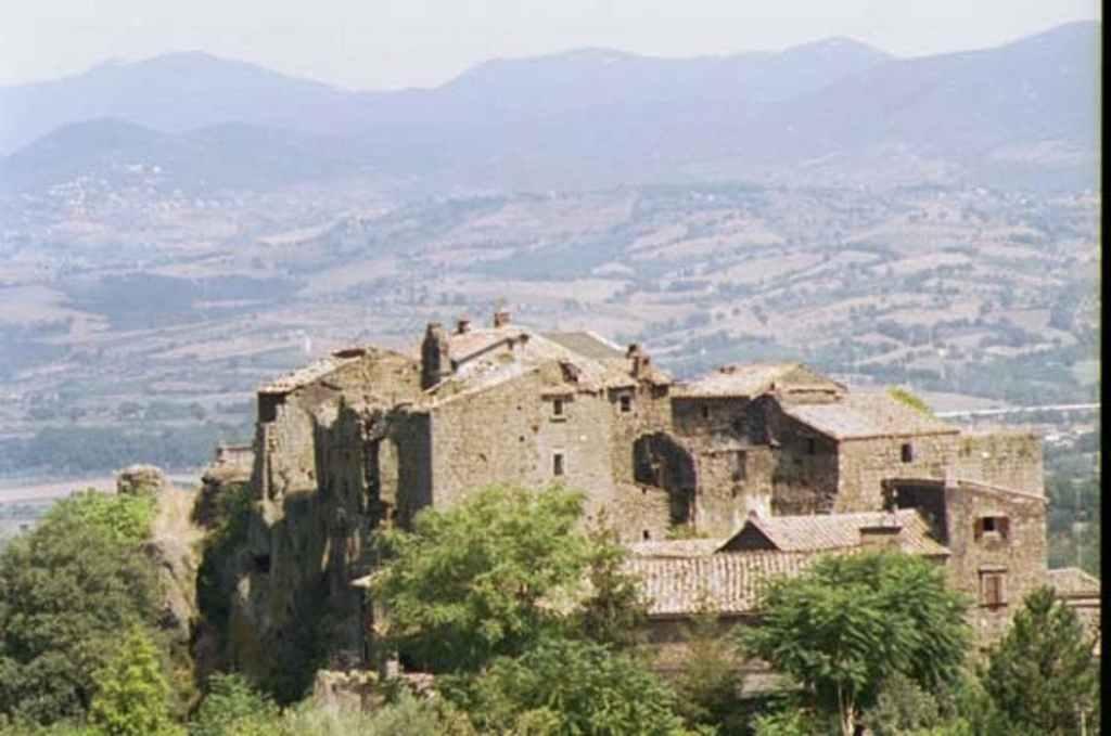Borgo Chia - Credits fondoambiente.it