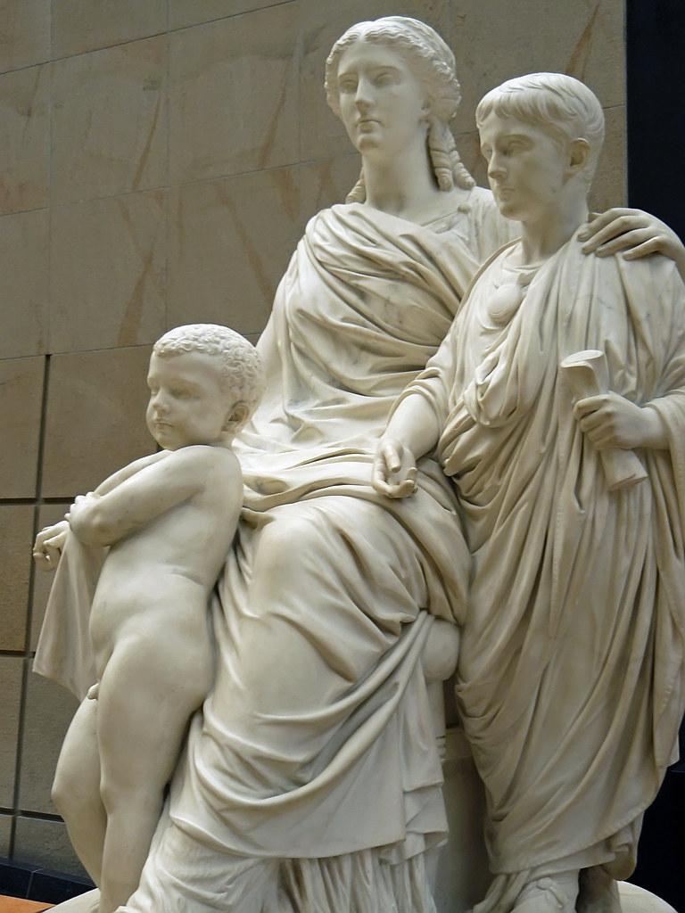 Cornelia e i suoi figli
