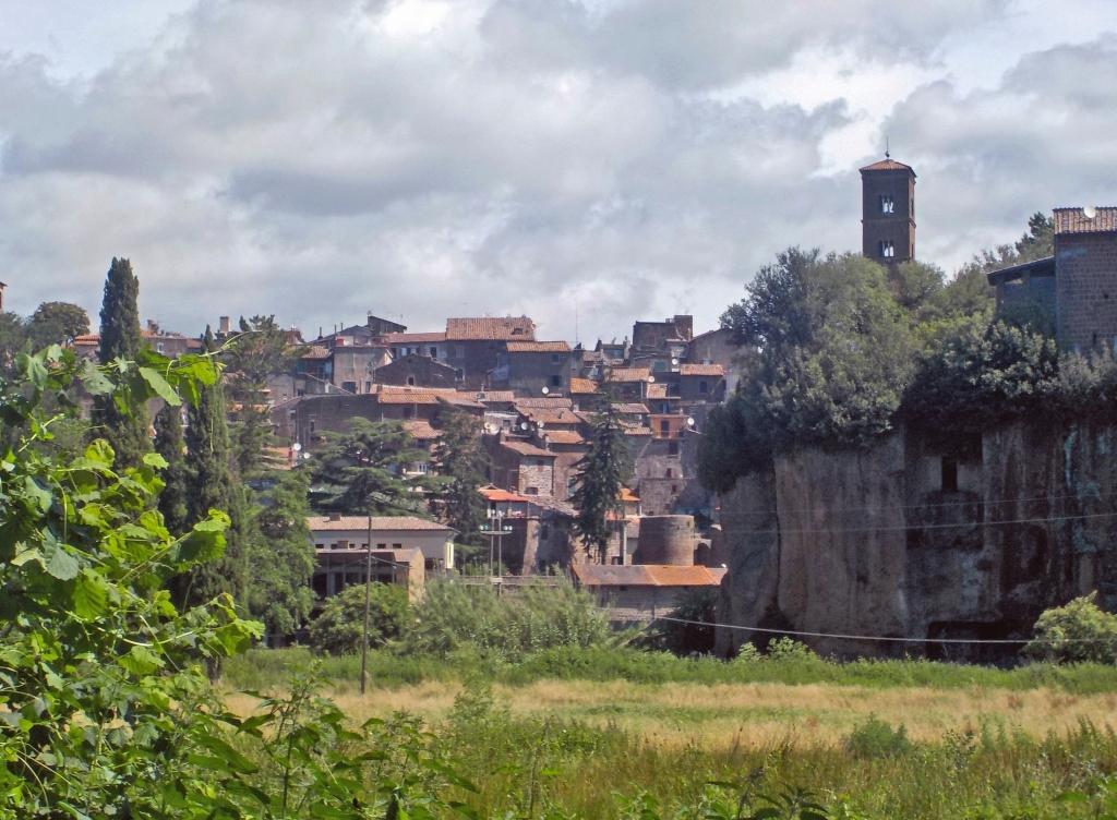 Sutri - Vista panoramica