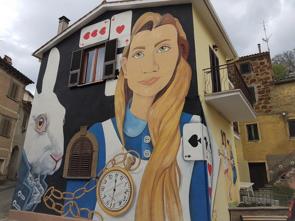 Sant'Angelo di Roccalvecce - Alice nel Paese delle Meraviglie -  ©Tina Loiodice