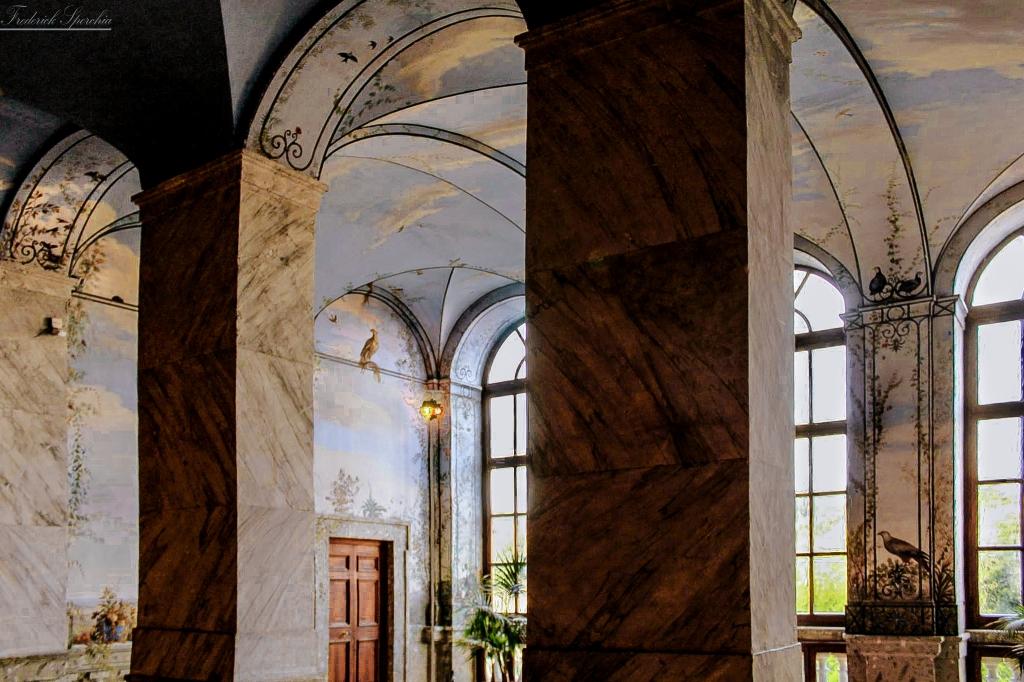 Ariccia - Palazzo Chigi - Interni