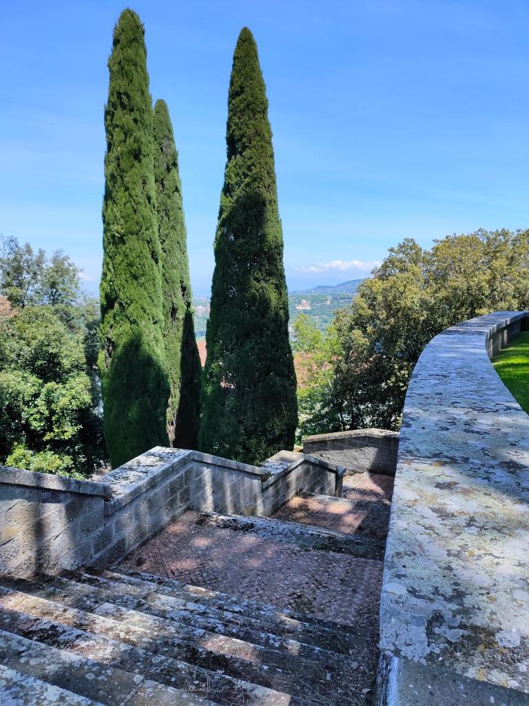 Giardini Pontifici - Castel Gandolfo