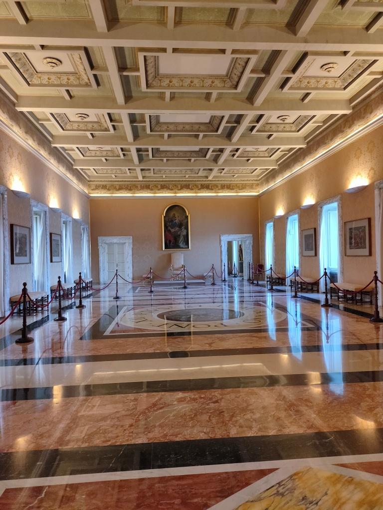 Palazzo Pontificio - Castel Gandolfo