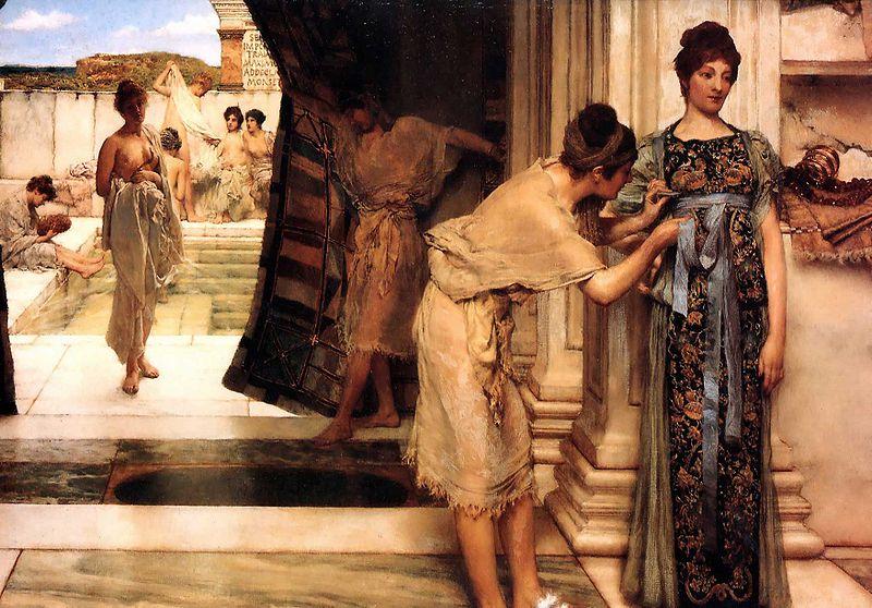 Una giornata alle Terme con gli antichi Romani