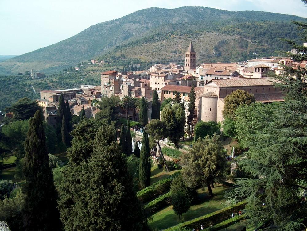 Tivoli Vista Panoramica - Credit: Greenparkmadama.it
