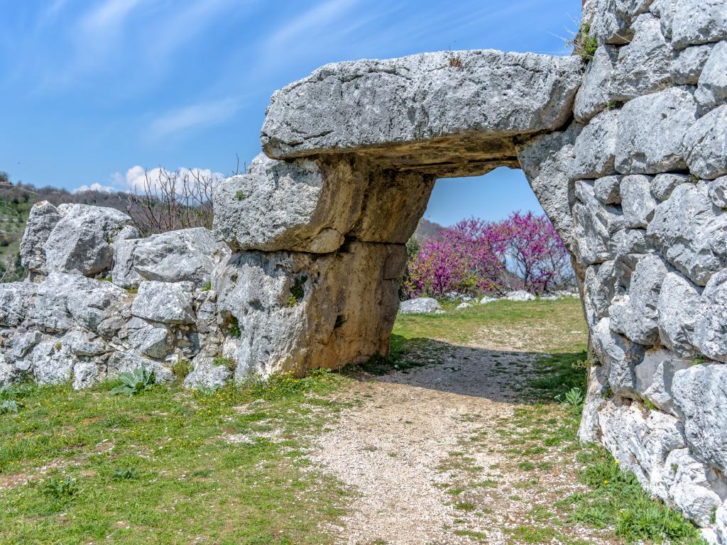 Porta Saracena - Credit: Compagnia Lepini