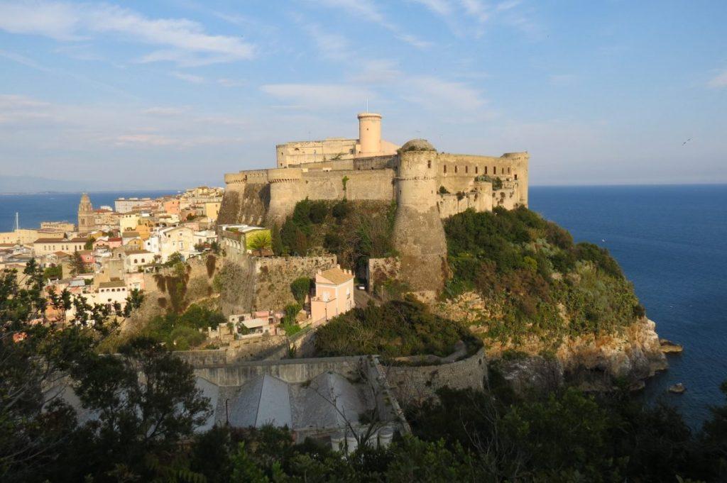 Gaeta Medievale - Vista panoramica