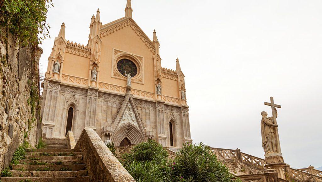 Gaeta Medievale - Chiesa di San Francesco