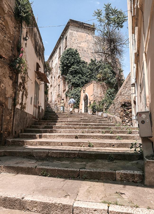 Gaeta Medievale - Quartiere medievale