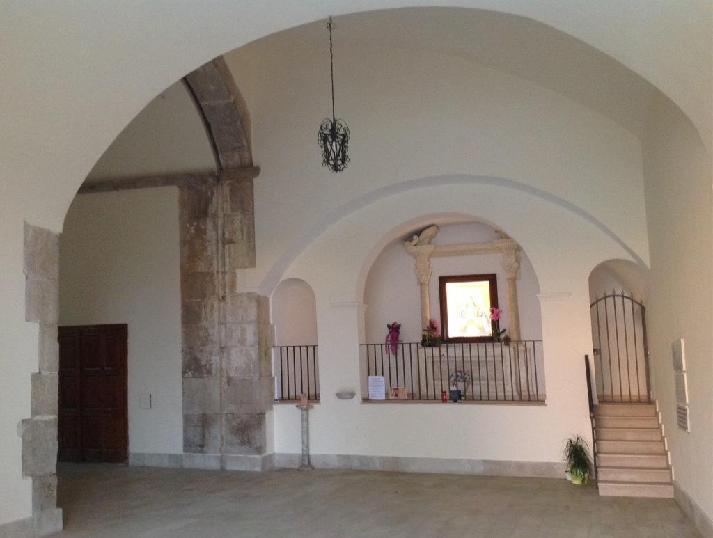 Geata Medievale - Porta di Carlo V - Interno