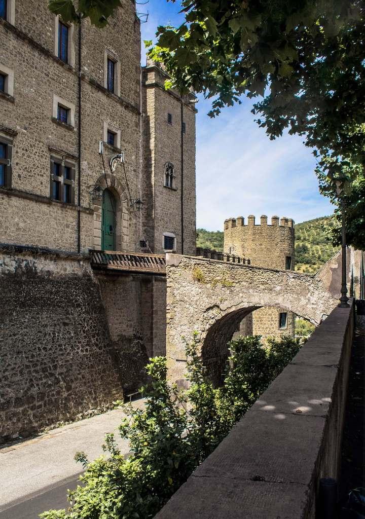 San Gregorio da Sassola - borgo medioevale