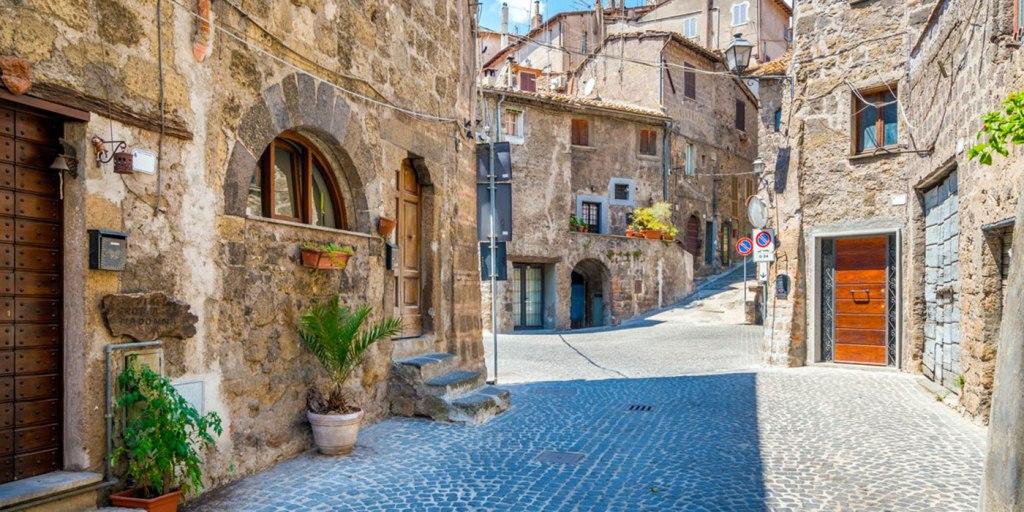 Ronciglione - centro storico - Credits: CM CIMINI